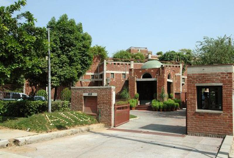 AIIS Headquarters