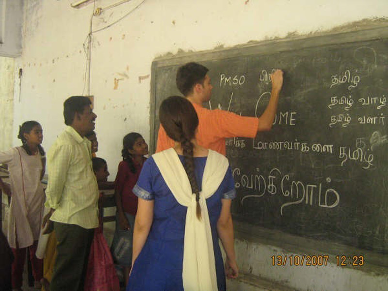Language Program Photos