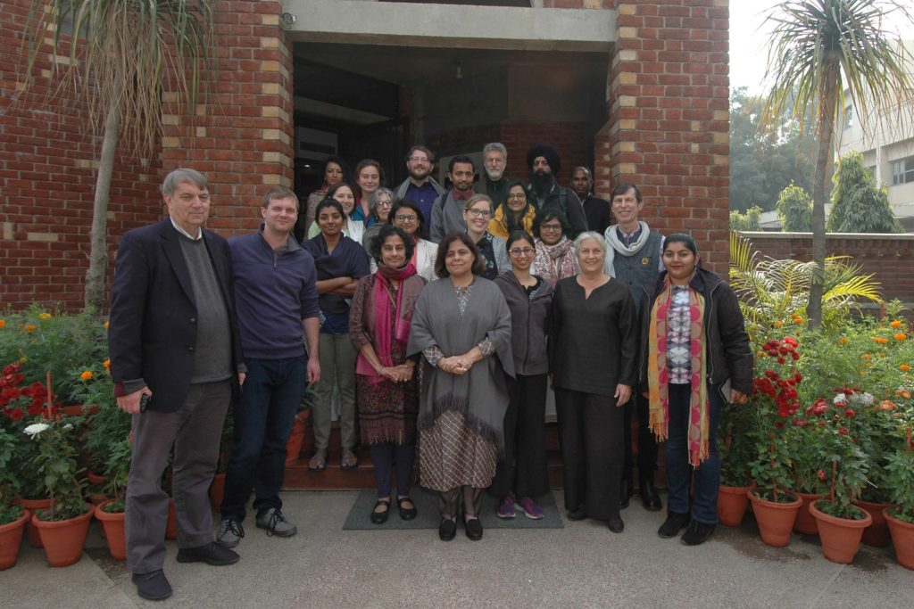 2018 AIIS Junior Fellow Conference - group