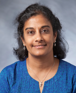 Sumathi Ramaswamy headshot