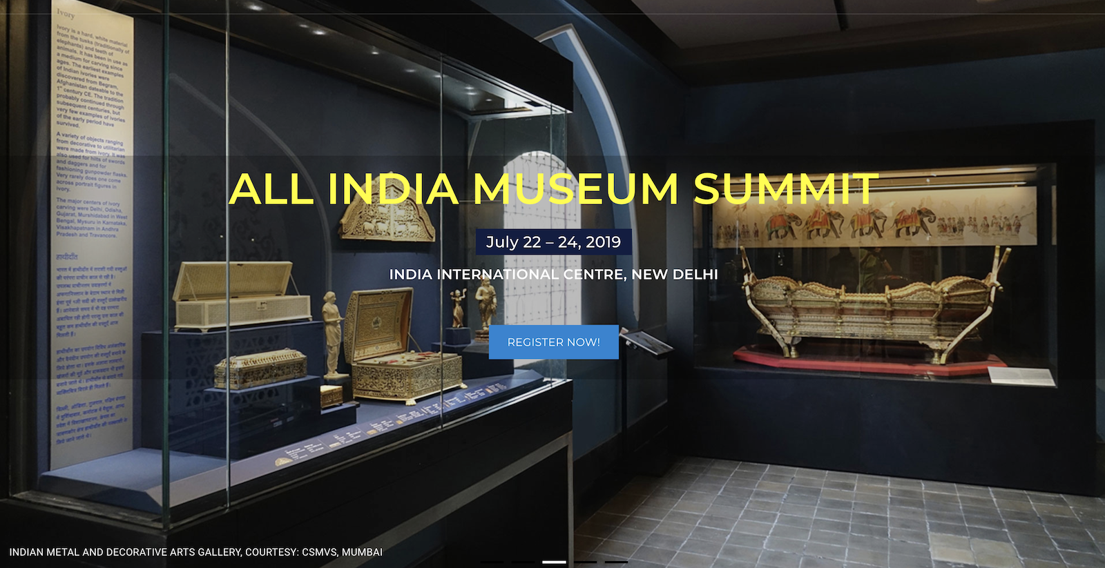 All India Museum Summit