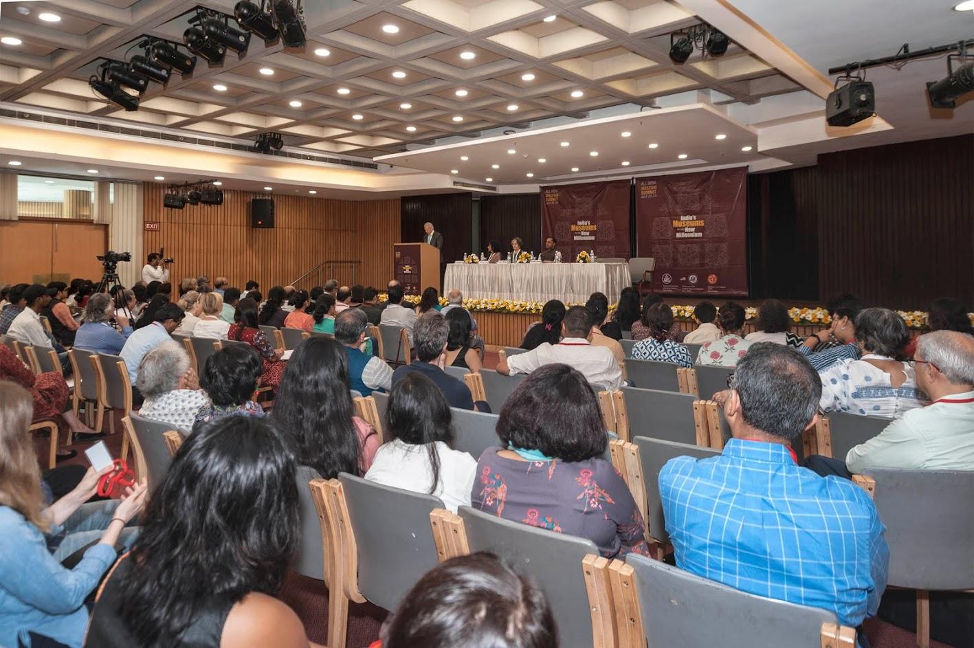 All India Museum Summit 2019 - American Institute of Indian