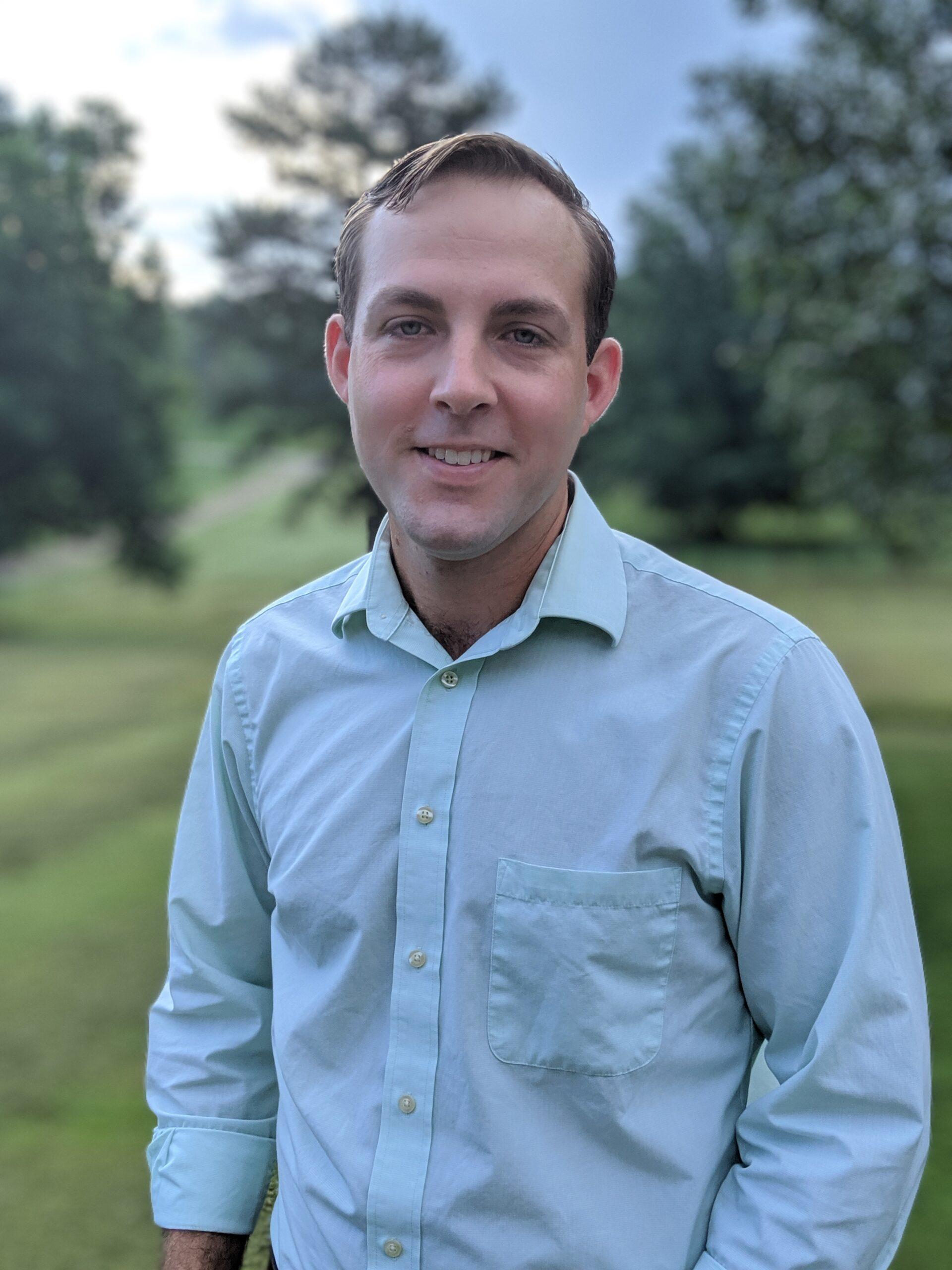 Headshot of Aaron Shew